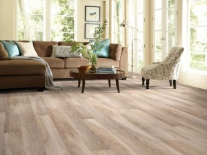 Natural Hickory Hardwood Floors