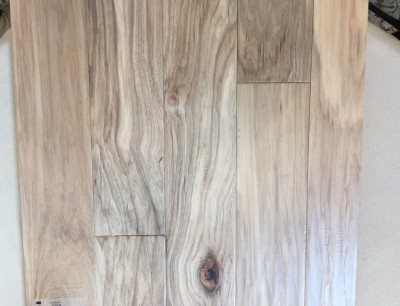 Natural Hickory Floors