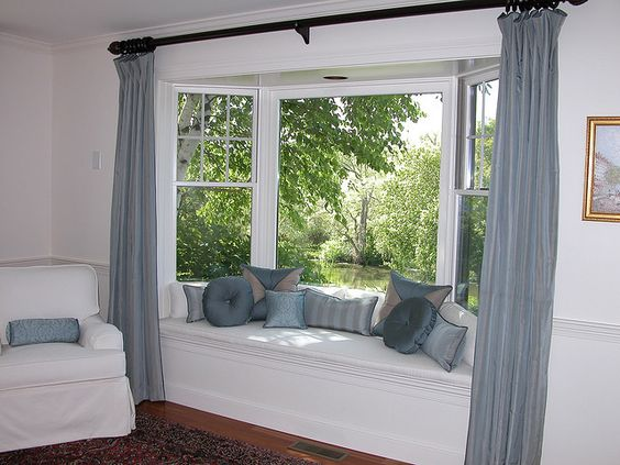 Inspiration photo, window seat