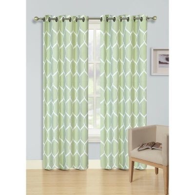 New master bedroom curtains
