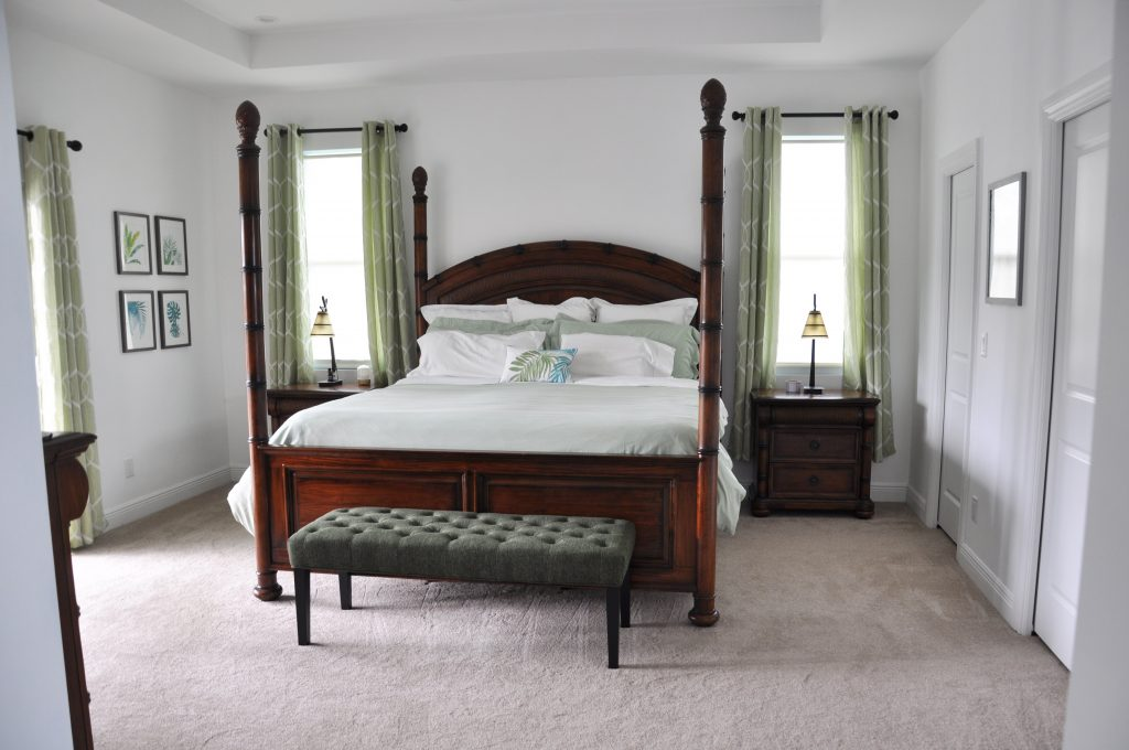 Master Bedroom Makeover - After