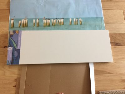 DIY Canvas Prints on the Cheap