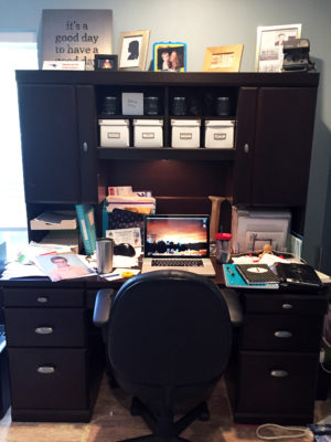 5 Steps to an Organized Desk