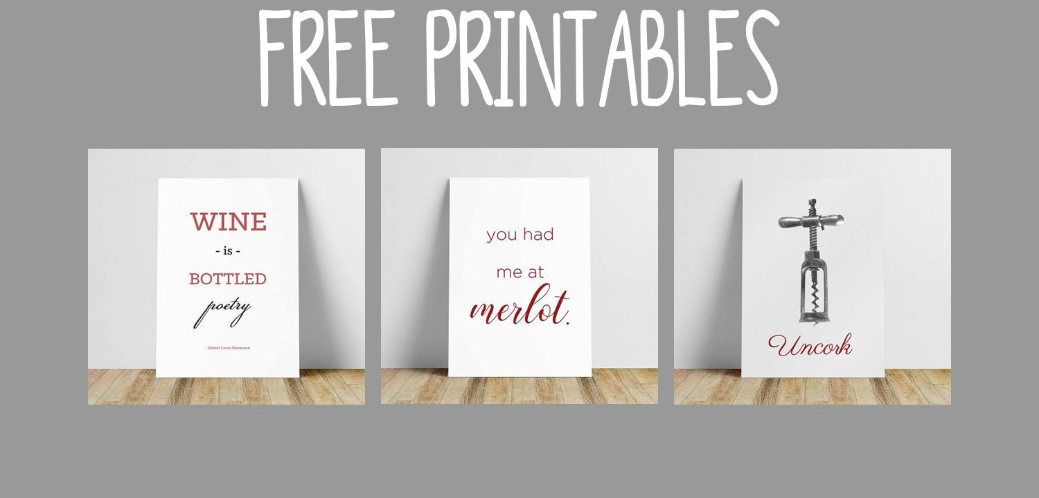 graphic relating to Free Printables for Home known as 28 Absolutely free House Decor Printables - the Property dwelling