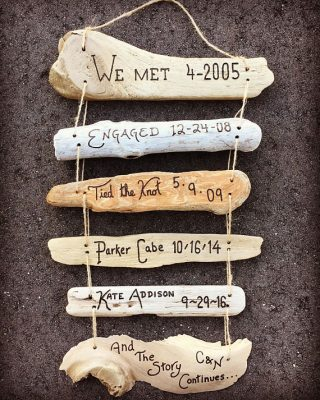 Family Tree Timeline, Starting at $145