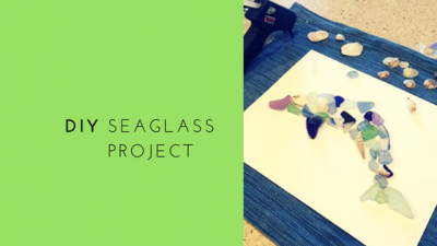 DIY Seaglass Project