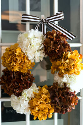 Easy Fall DIY Wreath