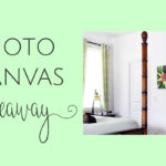 Photo Canvas Giveaway