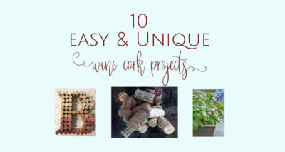 10 Easy and Unique DIY Wine Cork Project