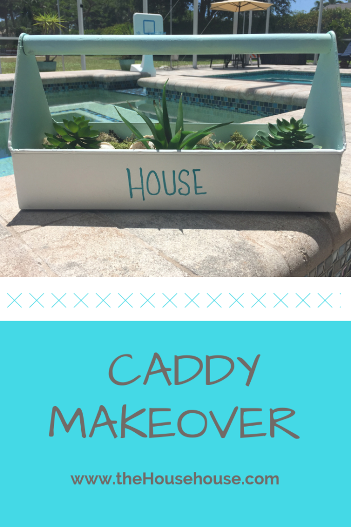 Clearance Challenge Caddy Makeover