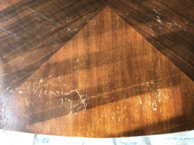 Thrift Store Challenge - Coffee Table Redo
