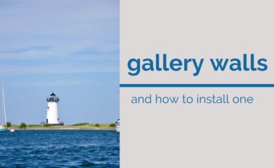 How to Install a Gallery Wall