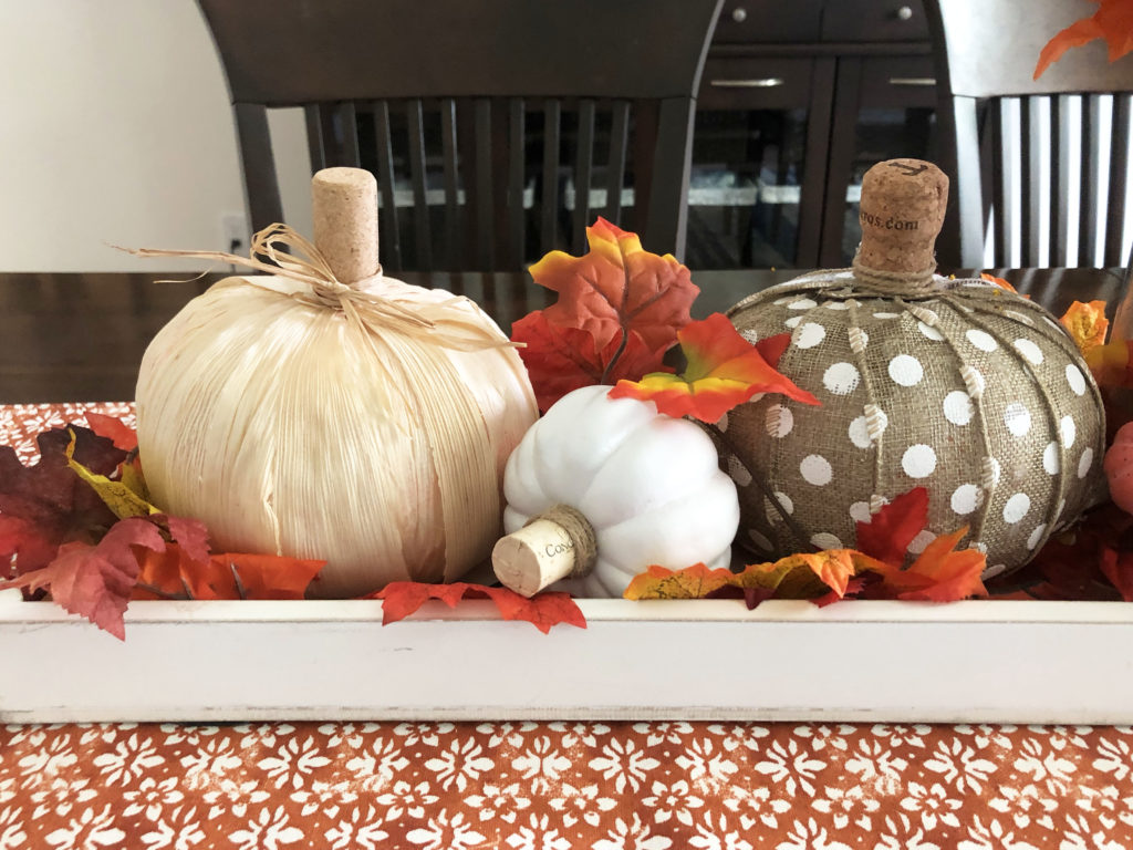 DIY - Dollar Store Pumpkins