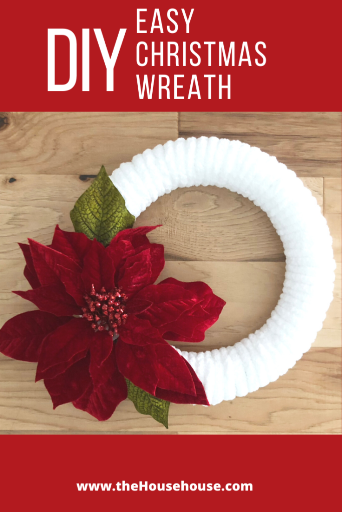 DIY Easy Wreath