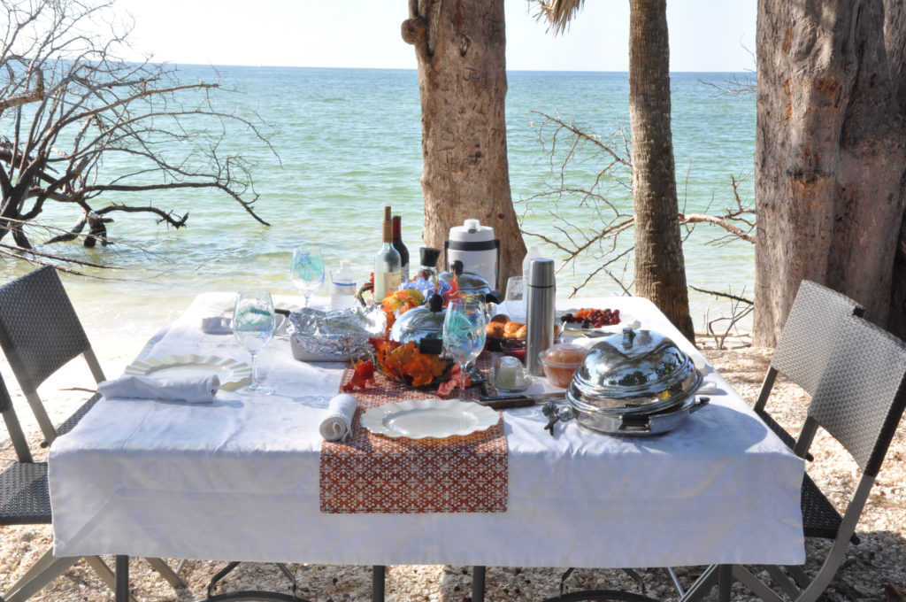 Thanksgiving at the Beach 2019