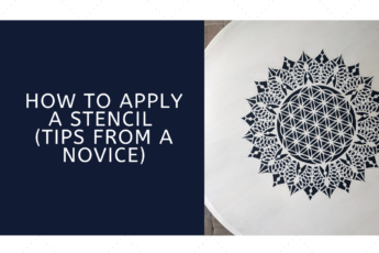How to Apply a Stencil