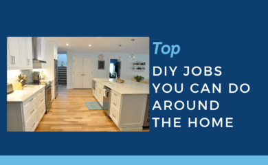 Here are Some of the Top DIY Jobs You Can Do Around the Home