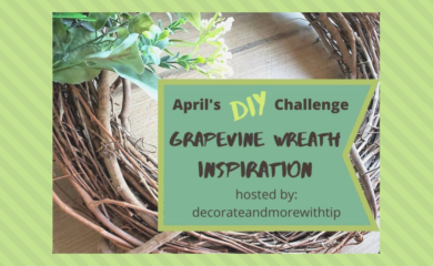 Grapevine Wreath Challenge