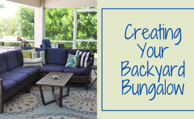 Creating Your Backyard Bungalow