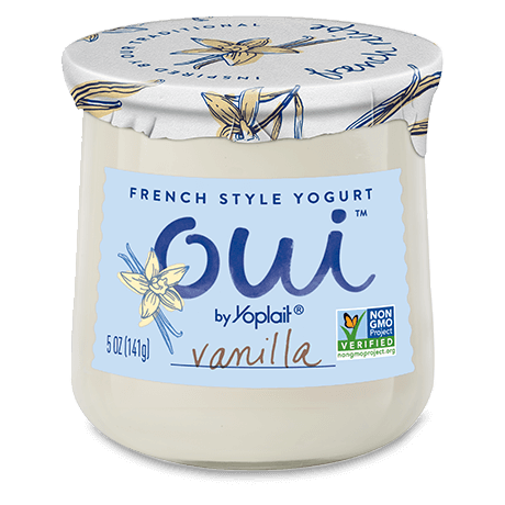 Oui Yogurt Jar Project